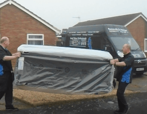 Removals Company Bury St Edmunds